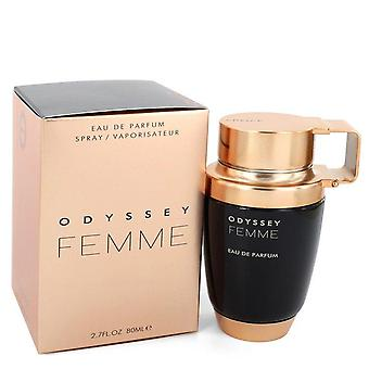 Odyssey Femme Eau De Parfum Spray By Armaf 2.7 oz Eau De Parfum Spray