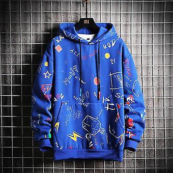 Men's Hoodies, Women Unisex Winter Fleece Sweatshirt