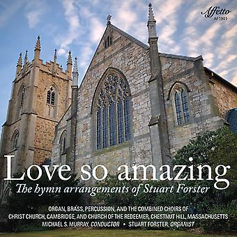 Love So Amazing [CD] USA import