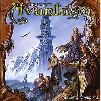 Avantasia - Metal Opera PT. 2 [CD] USA importare
