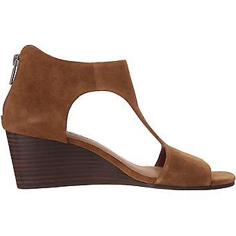 Lucky Brand Naisten Tehirr kallistuneen sandaalit