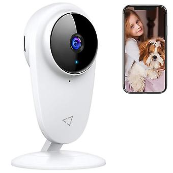 Victure baby monitor pet wifi camera 1080p 2.4ghz indoor camera with night vision motion detection t
