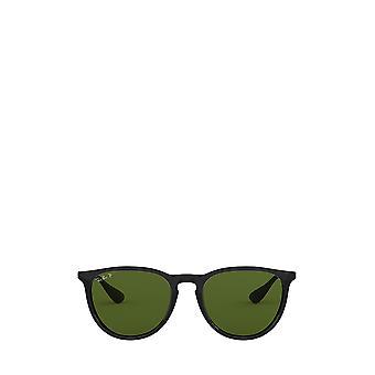 راي بان RB4171 نظارات شمسية سوداء للجنسين
