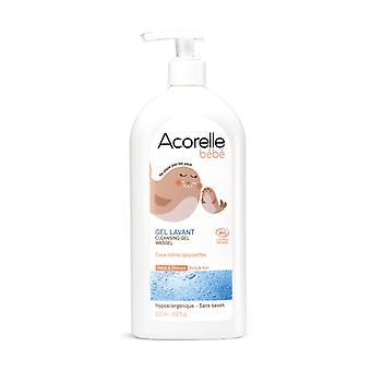 Kylpygeeli & vauvan shampoo 500 ml