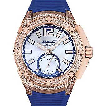 Ladies Watch Ingersoll IN1104RG, Automatic, 38mm, 5ATM