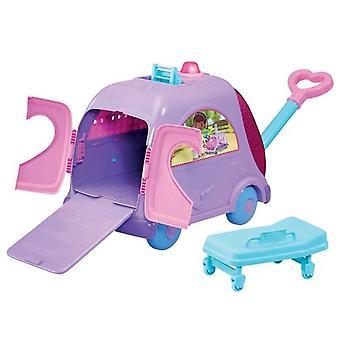 Doc McStuffins Get Better Talking Doc Mobile Clinic Kids Toy