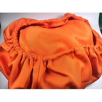 4pcs/set Dental Unit Chair Cover Washable Thick Cloth Orange (chiar Cover