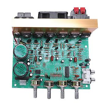 Tableau d'amplificateur audio 2.1 Canal 240w High Power Subwoofer Board Dual Ac18-24v