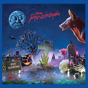 Paranoyds - Pet Cemetery (Coke Bottle Clear) [Vinyl] USA import
