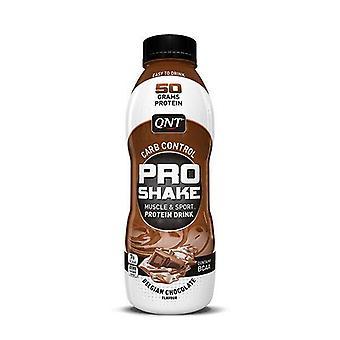 QNT Pro Shake izom & erősítő; Sport alacsony szénhidráttartalmú fehérje ital (csokoládé) 12 X 500ml