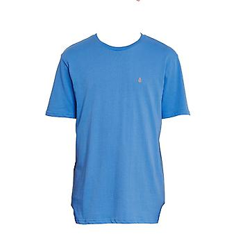 Volcom Stone Blanks T-Shirt - Ballpoint Blue