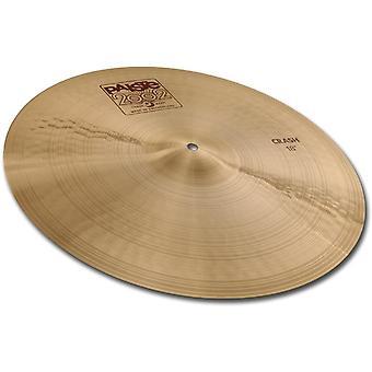 Paiste 2002 classic cymbal crash 20-inch