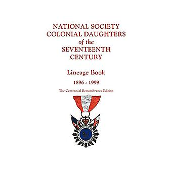 National Society Colonial Daughters of the Seventeenth Century. Linea
