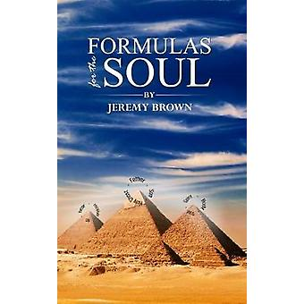 Formulas for the Soul by Jeremy Brown - 9781788780407 Book