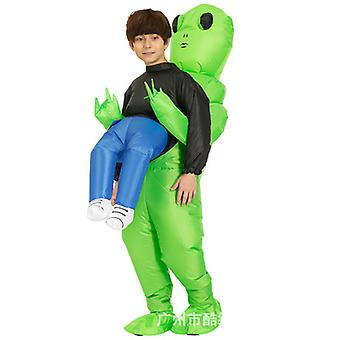 Alien Et Inflatable Clothes For Adult And Children,role Playing