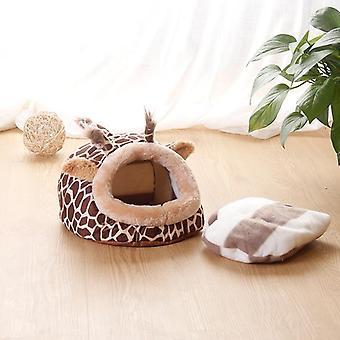 بيت الحيوانات الأليفة، الأرانب الهولندية الفئران سوبر سرير صغير دافئ