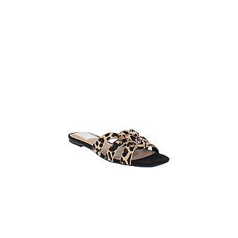 INC | Gargi Knotted-Strap Slide Sandaler
