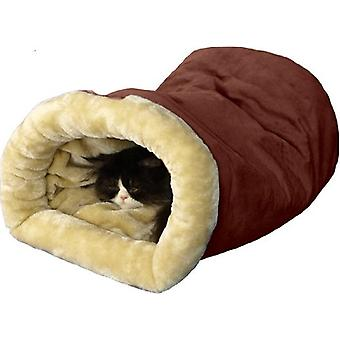 Armarkat Indian Red Cat Bed, 22-Inch By 14-Inch
