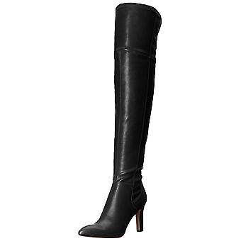Franco Sarto Womens Katie Closed Toe Over Knee Fashion Boots