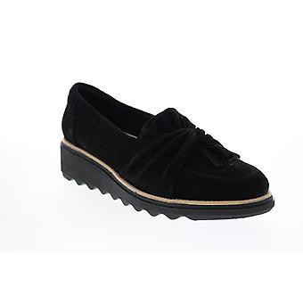 Clarks Mulheres Adultas Sharon Dasher Loafer Flats