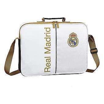 Aktetas Real Madrid C.F. 19/20 Wit Zwart (6 L)