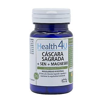 Cascara sagrada + Senna + Magnesium 30 tablets of 595mg