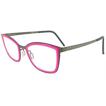 Blackfin Searose BF792 C668 Beta-Titanium Bio-compatible Italy Made Eyeglasses