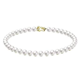 Original McPearl necklace with GG pearls. Quality top from Germany. and Silver, code #650(2)