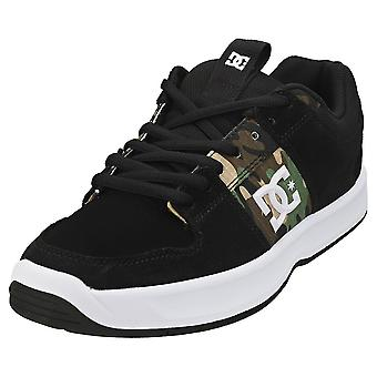 DC Shoes Lynx Zero Mens Skate Trainers in Black Camouflage