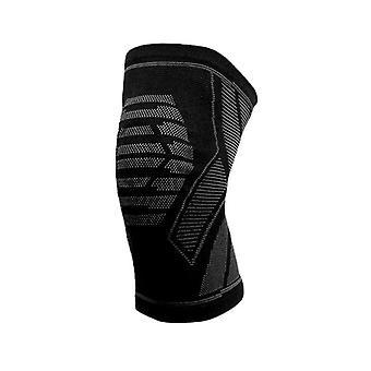 1 Paar Kniepolster Sport Fitness halten warm Nylon Gelenk Protektor