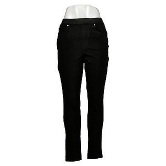 Belle af Kim Gravel Kvinders Jeans Regelmæssig Flexibelle Jegging Black A368550