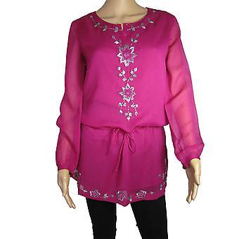 Antik Batik Womens 'Amy' Djellabah Dress