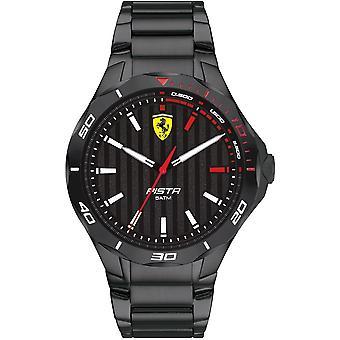 Scuderia Ferrari SF830763 PISTA Heren Horloge