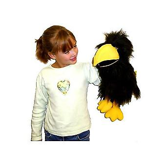 The Puppet Company Large Bird Crow Puppet