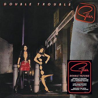 Gillan - Dubbel problem Vinyl