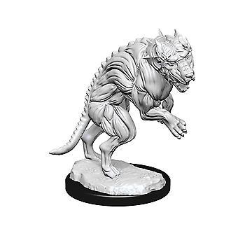 Pathfinder Deep Cuts Unpainted Miniatures Hell Hounds