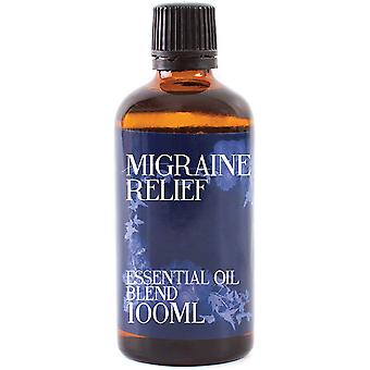 Mystic Moments Migraine Relief Essential Oil Blends 100ml