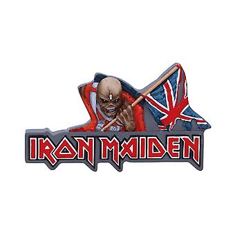 Iron Maiden The Trooper Magnet