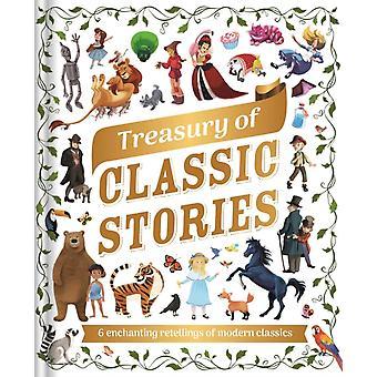 خزانة القصص الكلاسيكية من كتب إيغلو