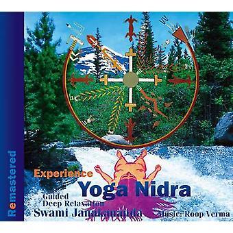 Upplev Yoga Nidra Guidad djup avkoppling Remastered av Swami Janakananda Saraswati