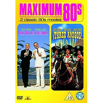 Vuile Rotte SchurkenThrwbree Amigos! DVD (2008) Steve Martin Oz (DIR) certificaat PG Regio 2