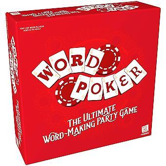 Word Poker Game