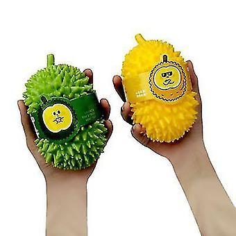 2 stuks fruit pinch speelgoed squish aanval stress relief speelgoed stress relief speelgoed (2 stuks)
