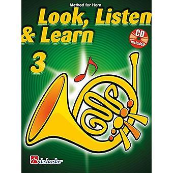 Look, Listen & Learn 3 Horn