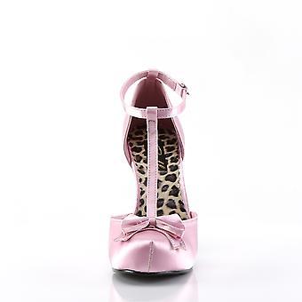 Pin Women's Shoes Up B. Pink Satin
