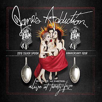 Alive At Twenty-Five - Ritual De Lo Habitual Live [Vinyl] USA import