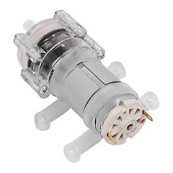 385hpc-9 Dc12v hoge temperatuur weerstand transparant aquarium mini diafragma