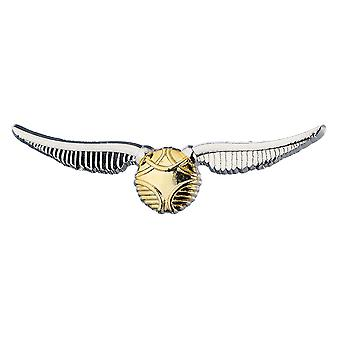 Harry Potter Badge Golden Snitch Official Licensed Product