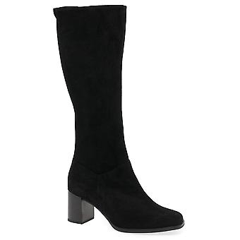 غابور جيميما S المرأة الركبة أحذية عالية