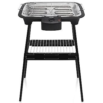 Electric grill with stand BQ-2883 incl shelf 2000W